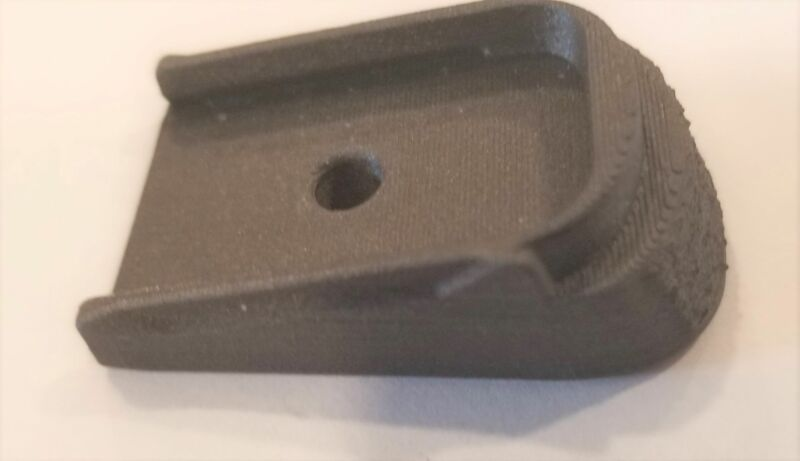Pinky Extension for use with the Taurus GX4 and 11 round magazines