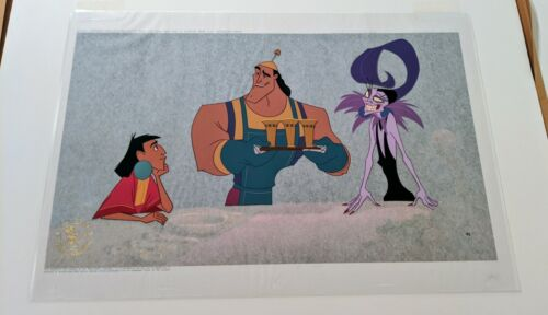 Walt Disney Animation EMPEROR