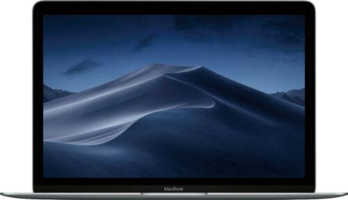 "NEW MacBook 12"" Laptop Intel  8GB 256GB Space Gray  MNYF2LL/A"