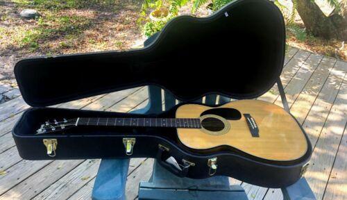 Vintage Ibanez Acoustic York Guitar Model 62 MIJ 70
