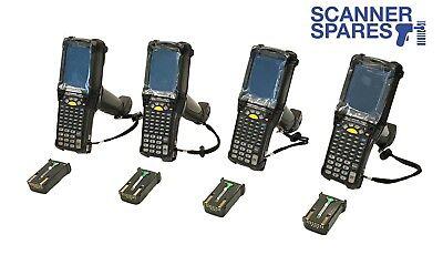 Lot Of 4 Motorola Mc9090-gf0hjjfa6wr 1d 5250 Wm 5 Barcode Scanner Warranty