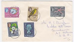 St-Helena-1963-Multifranked-Cover-to-Jamestown