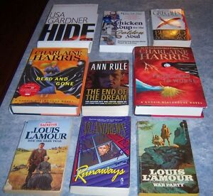Clive Cussler - Stuart woods Plus many more
