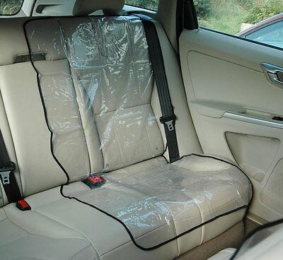 ASMi® Schutzfolie für die Autorücksitze Isofix Rücksitze Schmutz Kfz Zubehör PKW