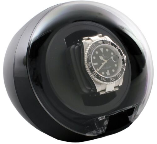 Versa Automatic Single Watch Winder Multiple Programs Touch Button Model G097