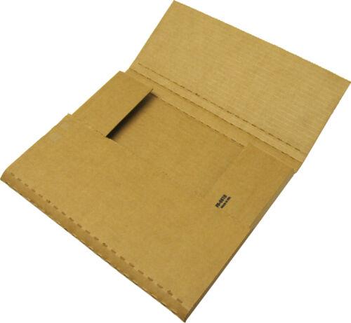 (25) MABC01VD Cardboard Magazine Comic Book Box Mailer Mailing Shipping Storage