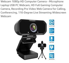 Office clearance: Webcam 1080P