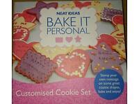 Personalised cookie set