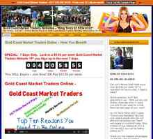 Gold Coast Markets, Sell 24/7 Online, $9-95 weekly, Boost Profits Gold Coast Region Preview