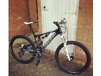 Boardman Team FS 650b Mountain Bike for sale.