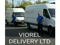 Viorel Delivery offering man and van, removals and other transport services