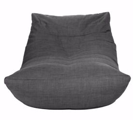 Hygena Fabric Lounger Chair