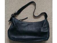 Black Furla handbag