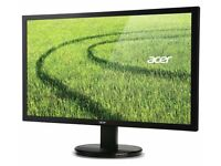 ACER 24 INCH COMPUTER MONITOR EXCELLENT CONDITION PERFECT WORKING ORDER