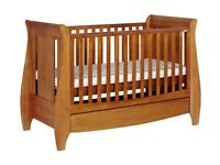Babies R Us Cot and Toddler Bed