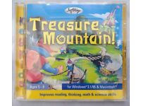 Treasure Mountain! Ages 5-9 (PC: Windows) CD-ROM