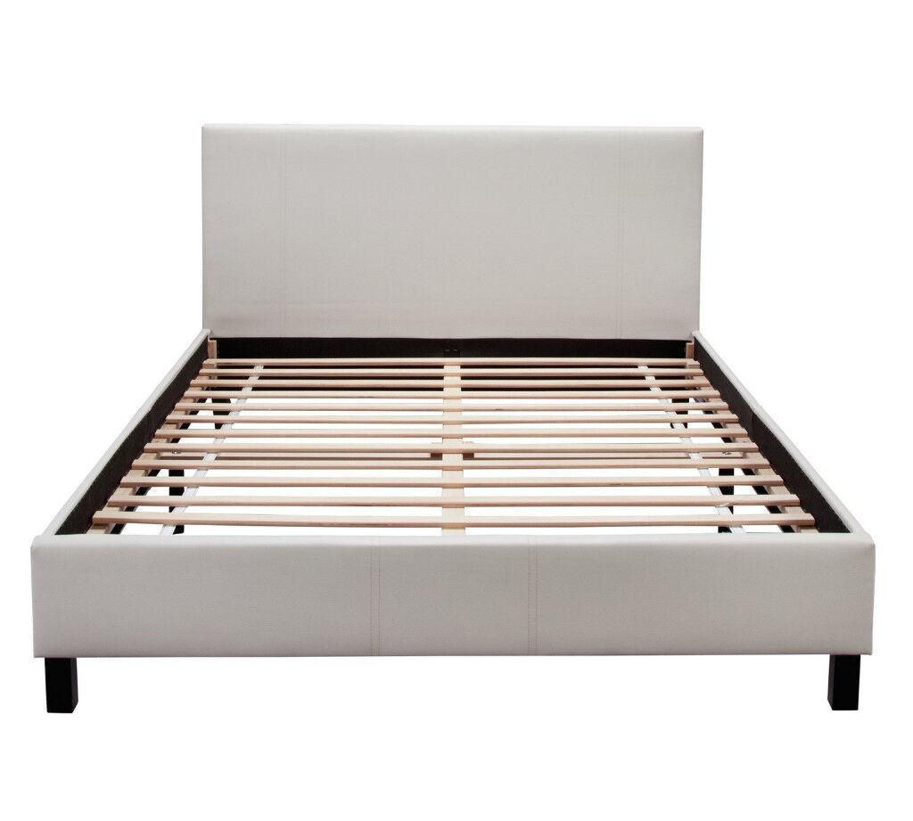 HOME Erica Kingsize Bed Frame - Natural