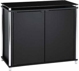 Glass cabinet, great condition RRP £159