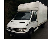 2005 Iveco daily 35c12 Luton van-LWB-Excellent working order-always serviced-LOW MILEAGE