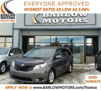 2013 Toyota Sienna 7PASSENGER/LOW KMS/LEATHER