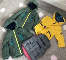 Ted Baker coats (ages 2-3/3-4yrs)