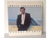 Springsteen Vinyl Lp