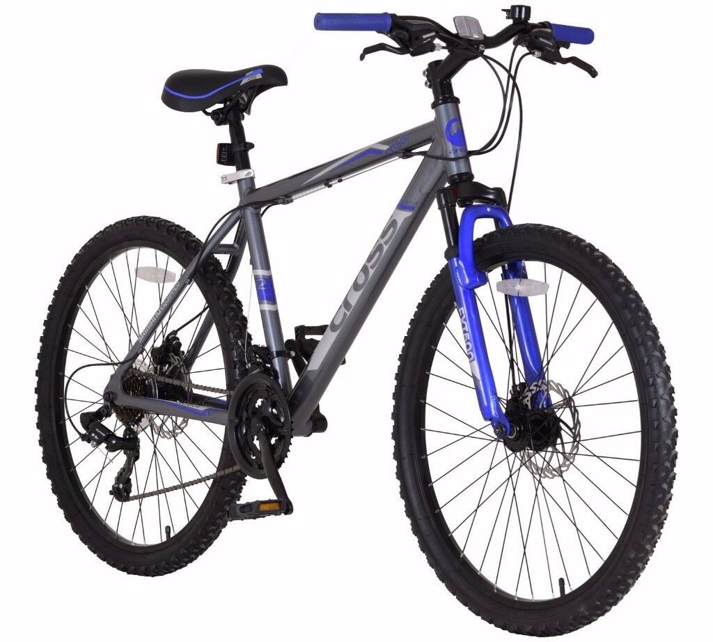 **FINAL OFFER** Cross FXT500 Front Suspension 26in Mountain Bike **BRAND NEW**