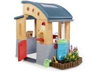 Little Tikes Go Green Garden Playhouse