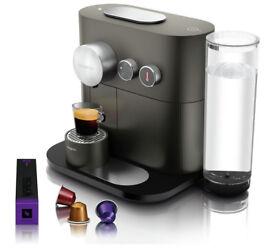 Magimix Nespresso Expert M500 Smart Coffee Machine - Grey - 11379 UK