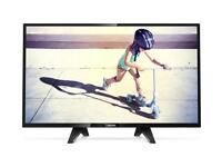 """Philips 32"""" LED HD TV New in Box"""