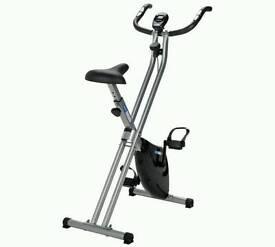 Pro Fitness Folding Exercise Bike