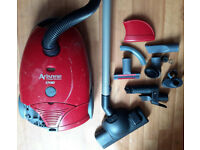 HOOVER AriAnne Vacuum Cleaner £25 6 Stage Filtration 1700 Watt POWER WITH A NEW VACUUM BAG INSTALLED