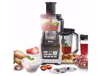 Nutri Ninja BL682UK Auto IQ Full Kitchen System Food Processor Grater & Chopper
