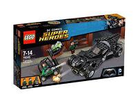 Lego Super Heroes Kryptonite Interception 76045, BNIB