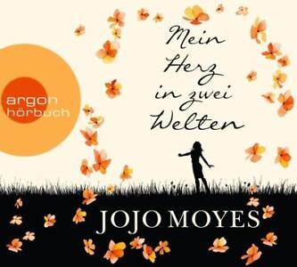 Mein Herz in zwei Welten / Lou & Will Bd.3 von Jojo Moyes (2018) argon hörbuch