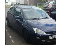 Ford focus zetec lowered on coilovers