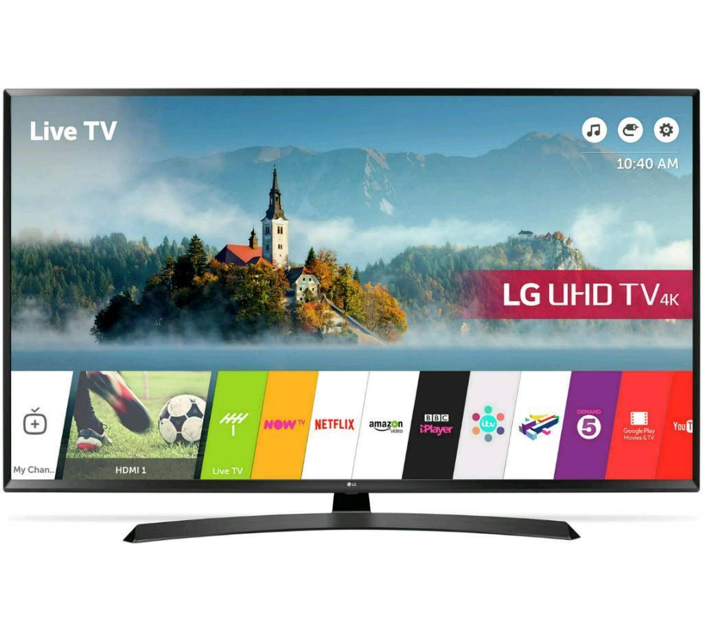 1058546f214 LG 43 Inch Smart 4K Ultra HD TV with HDR