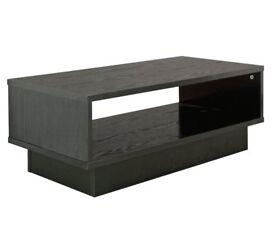 free coffee table black