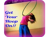 Hula Hoop - Improvers/Intermediate Starts 8th November 6.15pm