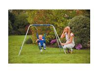 Kids 2 in 1 swing