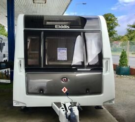 2014 Elddis Supercyclone (Fixed Single Beds, Full End Washroom)