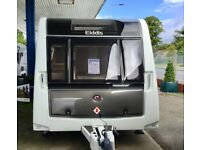 2014 Elddis Supercyclone (Fixed Single Beds, Full End Washroom)