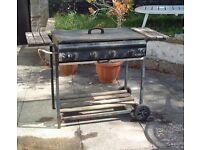 Barbeque 4 Burner