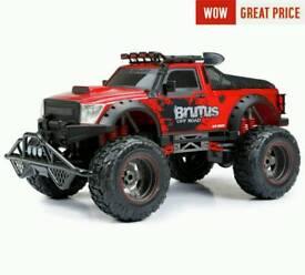 Rc Brutus remote control truck