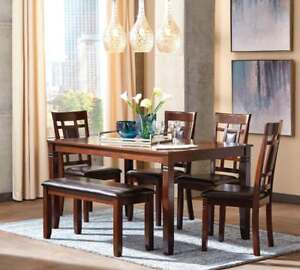 Bennox Dining Suite - Save up to 50% Off Ashley Furniture - Guaranteed lowest price in Canada