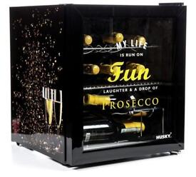 Prosecco Fridge - 46 litres, A* efficiency