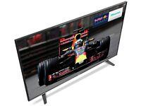 Hisense 50 Inch 4K Ultra HD Smart LED TV - Brand New Sealed