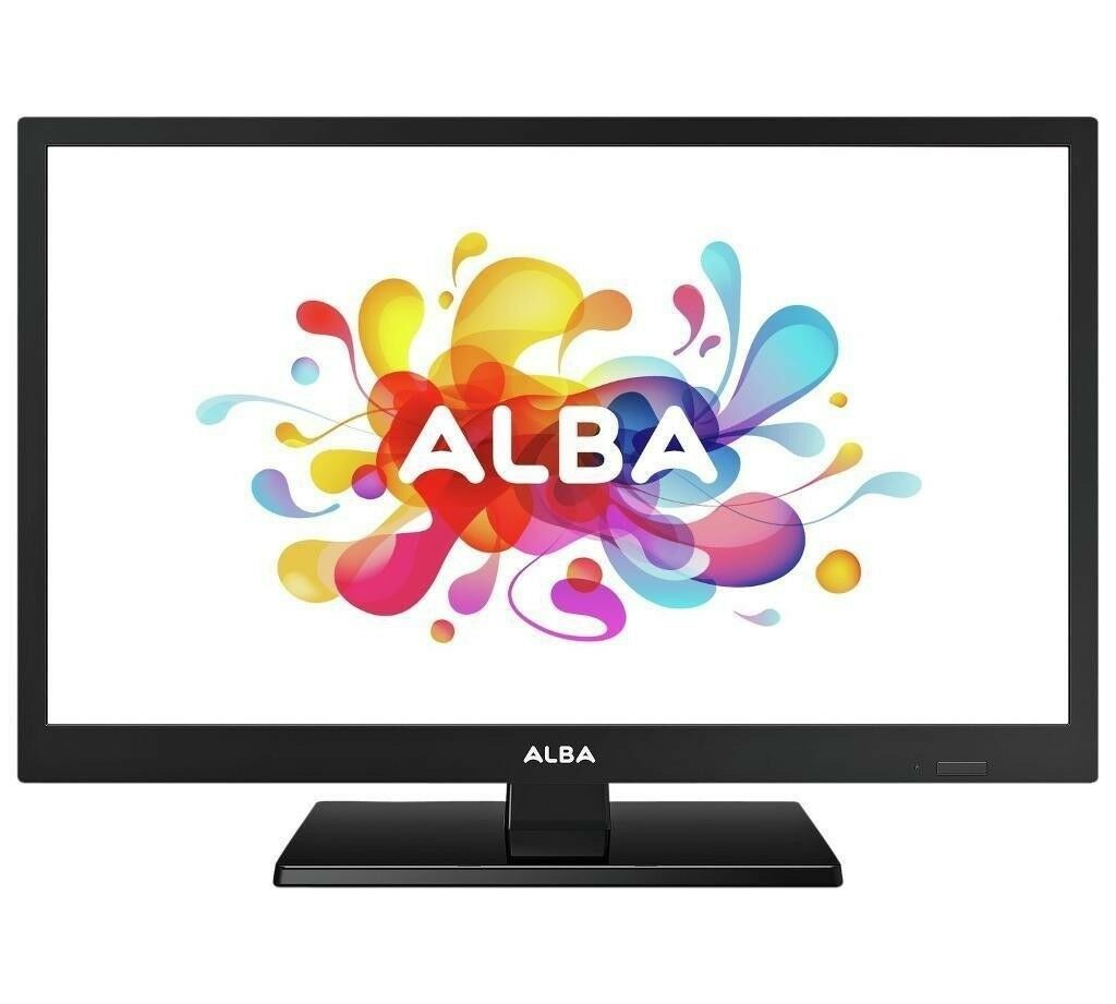 Alba 19 Inch HD Ready TV Barely Used