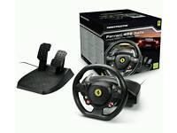 Thrustmaster Ferrari Italia Racing Wheel for Xbox 360 & PC