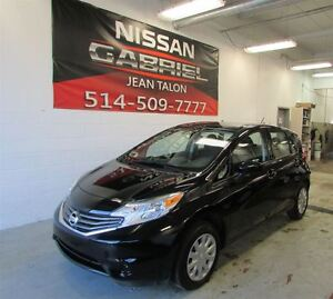 2015 Nissan Versa S ALL ORIGINAL, NEVER ACCIDENTED